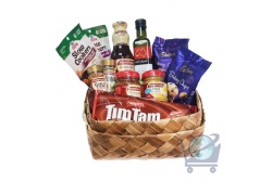 Christmas Gourmet Gift Basket - Medium