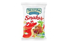 the natural confectionery company snakes