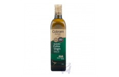 Huile d'olive extra vierge- 750ml.